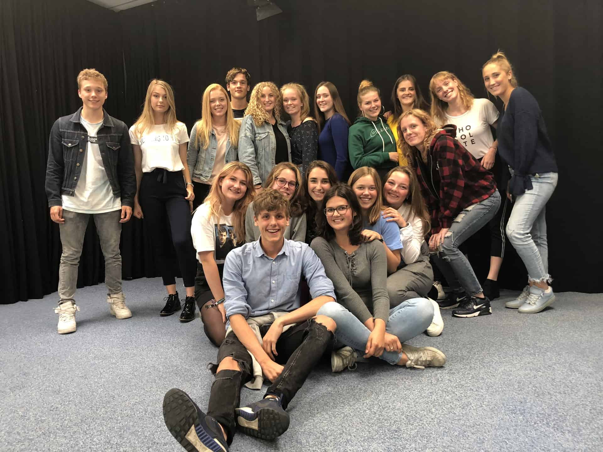 JPTheaterklas presenteert: CASE CLOSED